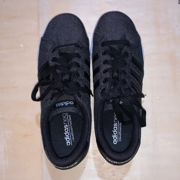 Adidas Neo Cloudfoam Footbed Shoes